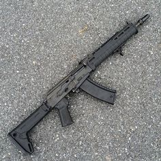 AK-47 Zhukov BuildLoading that magazine is a pain! Excellent loader available for your handgun Get your Magazine speedloader today! http://www.amazon.com/shops/raeind
