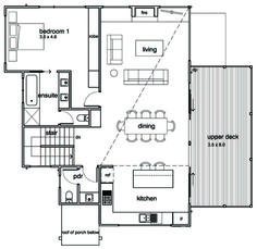 Home Plans And Design On Pinterest Small House Plans