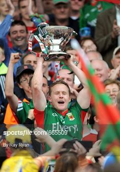 Mayo have been crowned Connacht GAA Football Senior Champions for 2012.