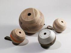 Vase soliflore design Beatrix Li-Chin Loos Galerie Gosserez