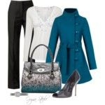 Ruffle Some Feathers - Polyvore