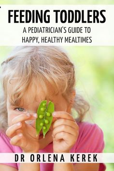Read my Review of the book Feeding Toddlers: A Pediatrician's Guide to Happy and Healthy MealTimes. The book is free for the first 3 days of release so grab it now!
