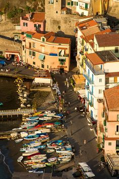 Sorrento, Italy Where the gypsies knocked VerDell down and I washed her face in a baptismal font