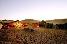 Bivouac Nâamani, Morocco