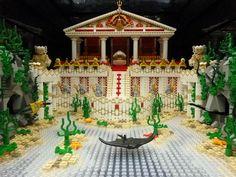 The Lost City of Atlantis #lego