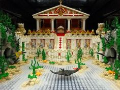 The Lost City of Atlantis #lego