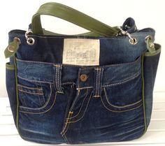 Jeans Taschen Más