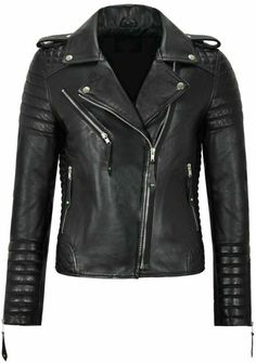 Leather Jacket Women, Leather Motorbike Jacket, Black Leather Jacket, Lamb Leather Jacket, Handmade Jacket, Vintage Leather Jacket Real Leather, Black Leather, Motorbike Jackets, Vintage Leather Jacket, Sheep Leather, Hand Designs, The Help, Jackets For Women, Pure Products
