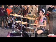 VelaBlue - GANGNAM STYLE drum cover - YouTube