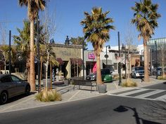 The case for walkability as an economic development tool - Lancaster, CA. Redesigning Lancaster Boulevard, encouraging walkability and mixed use.