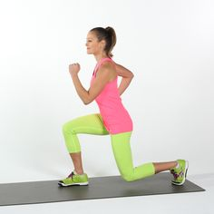 Workout anywhere with this equipment-free circuit workout.