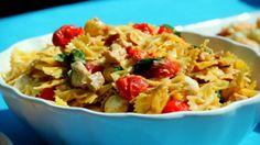 Clinton Kelly's Chicken Caprese Pasta  Salad