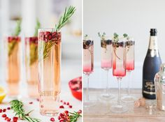 feestelijke drankjes voor oud & nieuw, cocktail recepten