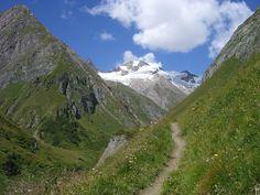 Rötspitze (von Clarahütte/Umbaltal aus)