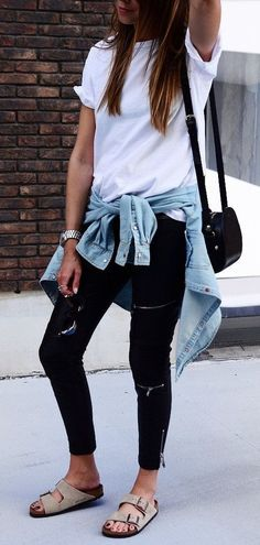 Street Wear And Casual Chic Outfits Trending Ideas For This Spring 33