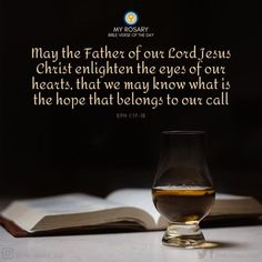 Eph 1, Bible Images, Verse Of The Day, Jesus Christ, Bible Verses, Father, Lord, Blessings, Quotes