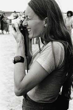 "Mary Ellen Mark, 1975 | ""an American photographer known for her photojournalism, portraiture, and advertising photography. She has had 16 collections of her work published and has been exhibited at galleries and museums worldwide. She has received numerous accolades, including three Robert F. Kennedy Journalism Awards and three fellowships from the National Endowment for the Arts."""