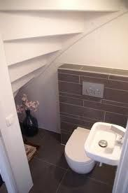 Image result for understairs toilet ideas