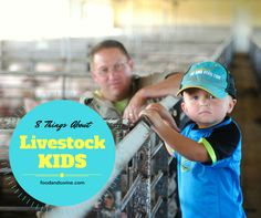 Here are eight things that mothers of farm kids who have livestock, would like to share with you. From the reasons why despite being clean, they smell vaguely like a farm animal to the unexpectedr…