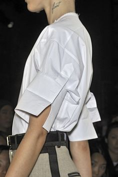 Céline at Paris Fashion Week Spring 2010 - StyleBistro