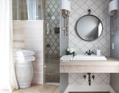 How to Get That Trendy Look for Your Bathroom Tile #HomeImprovement