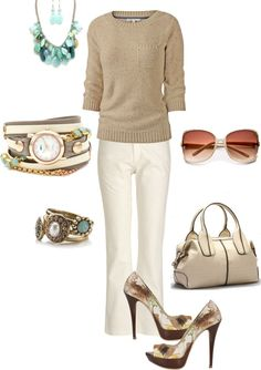 """work outfit"" by kaybraden on Polyvore 