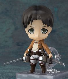 SOOO KAWAII MARCO NENDROID! ( I got an Eren one for my bday recently and they're so cool and kawaii :3