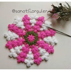 Image may contain: text - Waterfall Hairstyle, Cute Crochet, Doilies, Jewelery, Crochet Necklace, Crochet Patterns, Cross Stitch, Knitting, Image