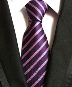 "Necktie-Wedding TARTAN Purple-Mens Tie />Normal 3.5/"" OR Skinny 2/"" Width 6C"