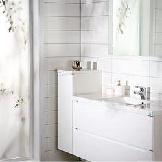 Repost @foss_bad  Lyst & lekkert  #baderom #bathroom #badrum #fossbad #tipstilbadet #bathroomideas #interiørinspirasjon #interiørmgasinet #levlandlig #interior4you1 #interior123 #interior4all #bobedre #drømmebad #husoghjem by vvseksperten Bathroom designs.