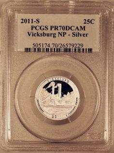 FIRST STRIKE 2011-S OLYMPIC NP *SILVER* QUARTER 25c PCGS PR69DCAM