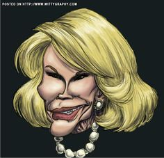 Joan Rivers  (by Don Pinsent)