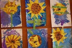 PreK Sunflowers