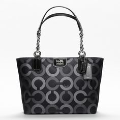 Madison Tote from Coach.com