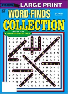 Blue Ribbon Word – Finds | $20.70
