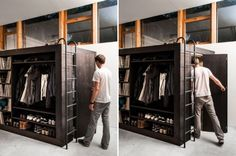 Home storage ideas with Living Cube Furniture