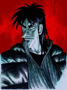 Kaiji Anime, Dark Anime, Kaiji Itou, Joker, Deviantart, Drawings, Pictures, Fictional Characters, Learning