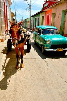 Cuban Contrasts