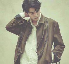 Jung joon young - GEEK Magazine, Januari 2016