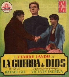 1953 - La Guerra de Dios - Rafael Gil