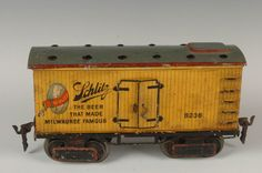 Vintage Marklin Train Car