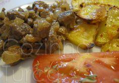 Cozinha Turca: Carne Salteada de Ahlat (Ahlat Kavurması)