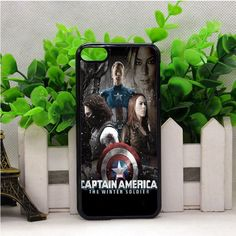 CAPTAIN AMERICA THE WINTER SOLDIER IPOD TOUCH 6