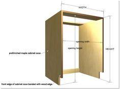 Base Appliance Case Dishwasher Cabinet Base Cabinets Built In Dishwasher