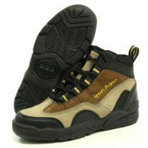 Iron Age 494 Womens Steel Toe Safety Boots 7.5 MW