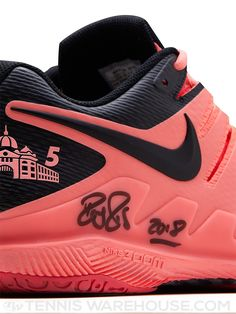 724acaab7b00 Roger Federer Autographed AO 2018 Right Shoe - Worn