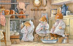 Is this real?  Brambly Hedge meets Foxwood Tales?  If so, where do I get that book?
