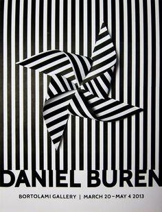 daniel buren - Google Search
