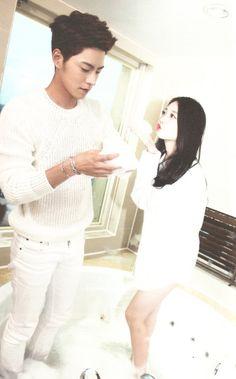 Hong Jong Hyun & Yura