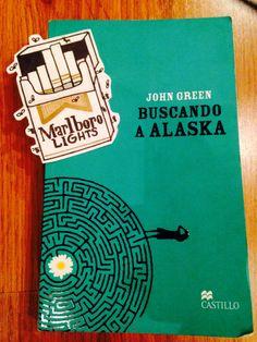 Bookmark Looking For Alaska - Buscando A Alaska